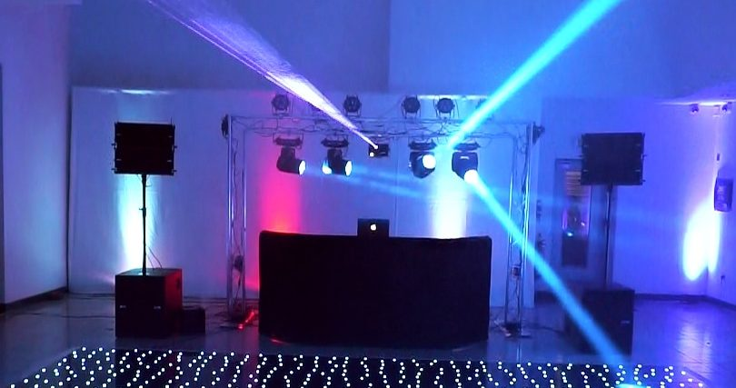 Dj Booth For Sale >> Gold DJ Hire Package | Book Reliable DJ Service | Event ...